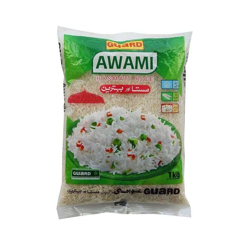 Guard Rice Awami Basmati 1kg