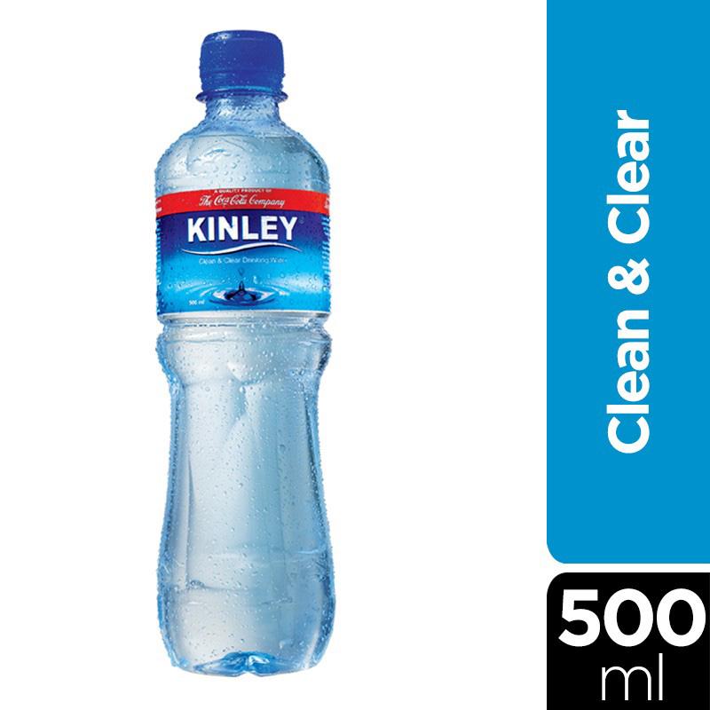 Kinley Water 500ml
