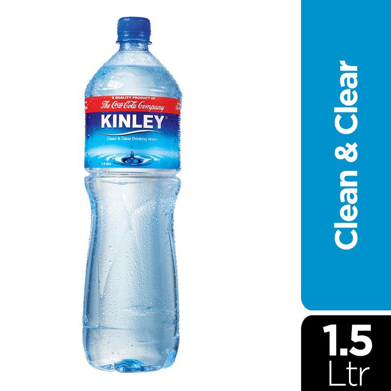 Kinley Water 1.5L
