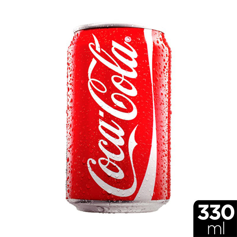 Coca Cola Drink Can 330ml