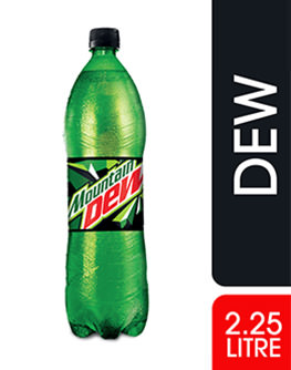 Mountain Dew Jumbo Drink 2.25L