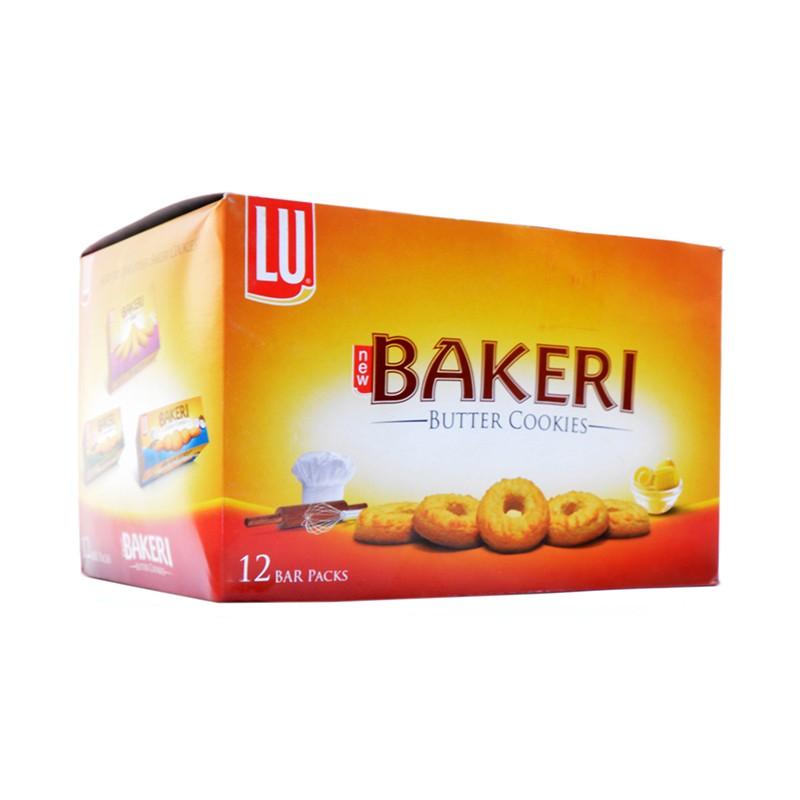 LU Bakeri Butter Bar Pack (Pack of 12)
