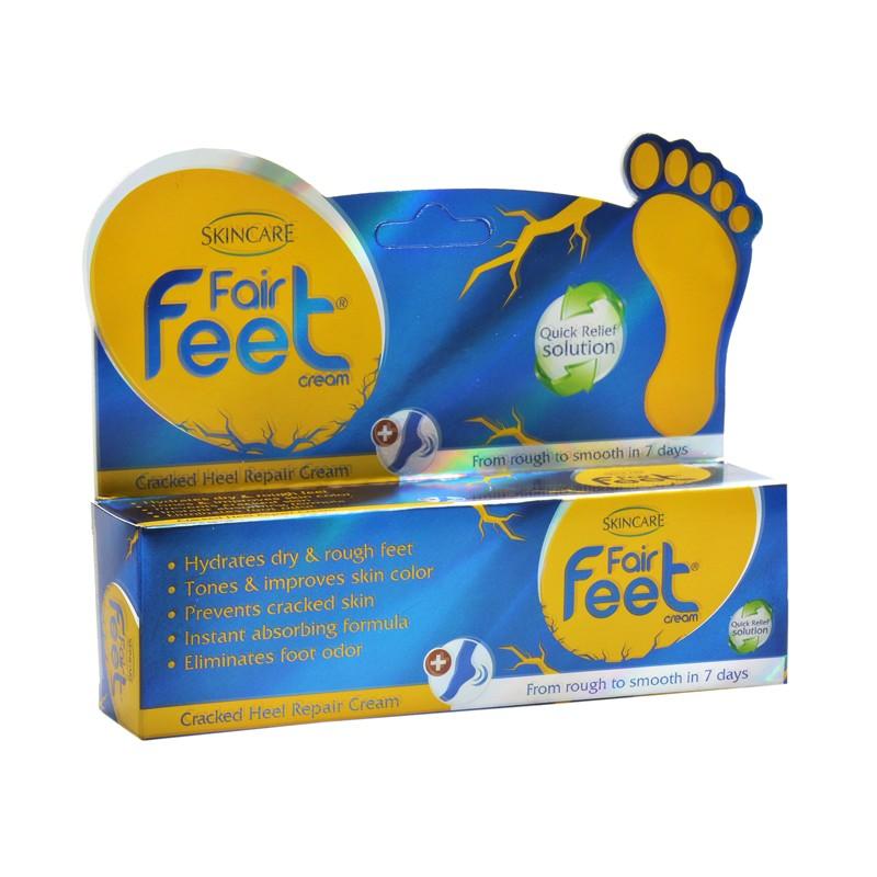 Skin Care Fair Feet Cream 30g
