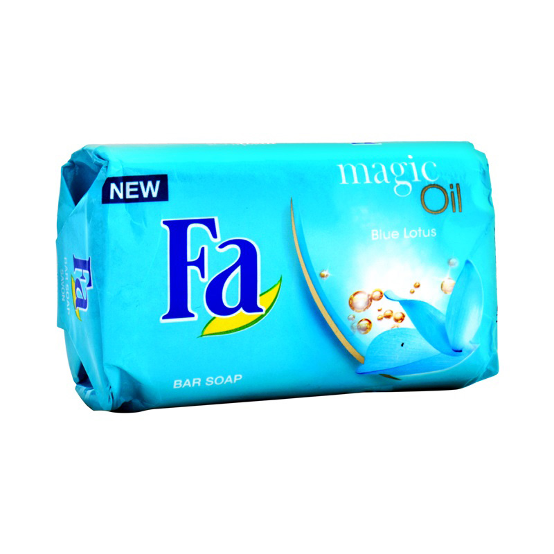 Fa Magic Oil Blue Lotus Soap 125g