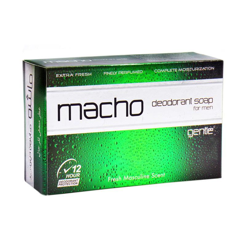 Macho Gentle For Men Deodorant Soap 110g