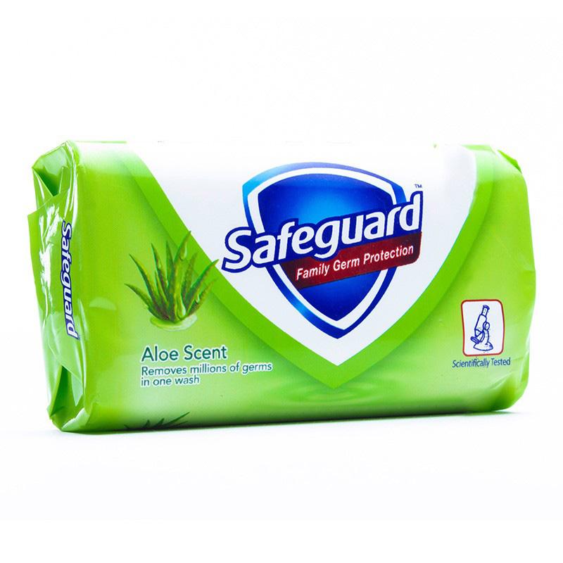 Safeguard Soap Aloe Scent 115g