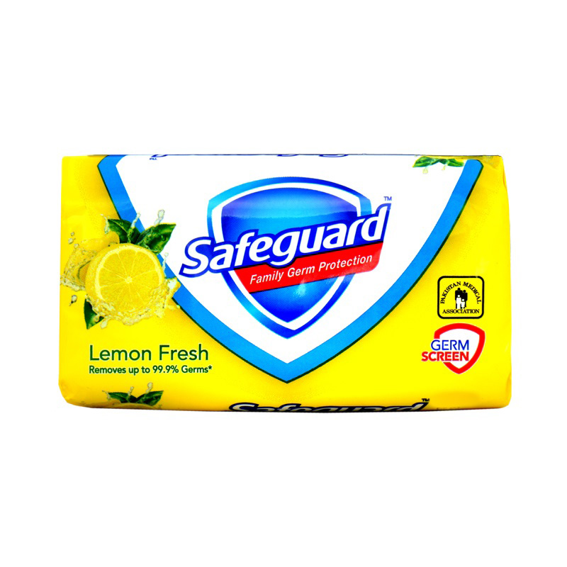 Safeguard Lemon Fresh 115g Soap
