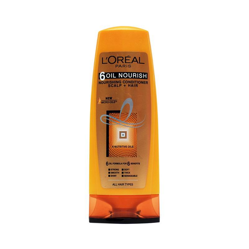 L'Oreal 6 Oil Nourish Conditioner 175ml