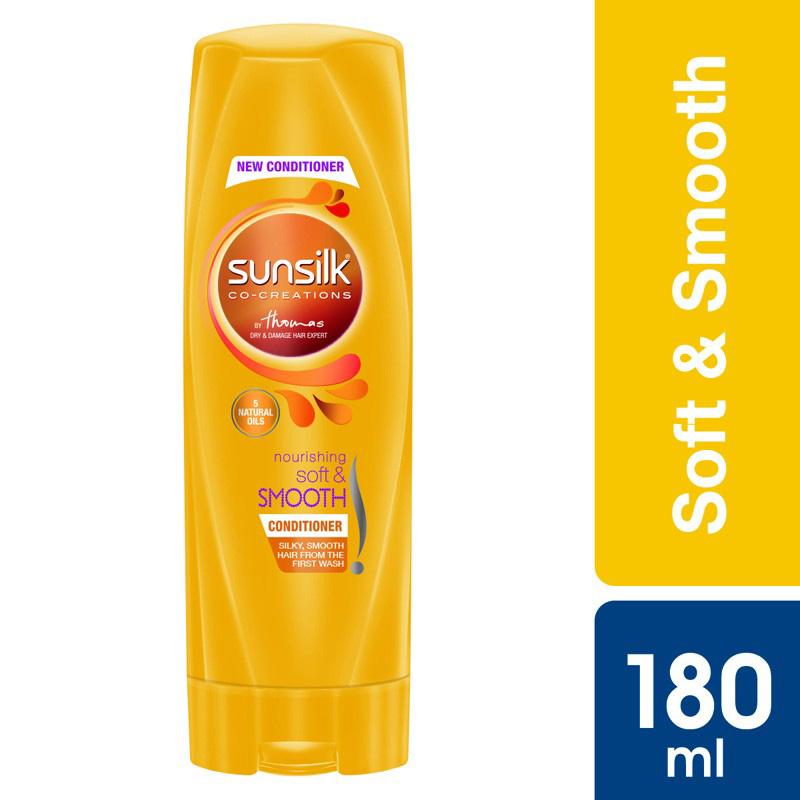 Sunsilk Soft & Smooth Conditioner 180ml