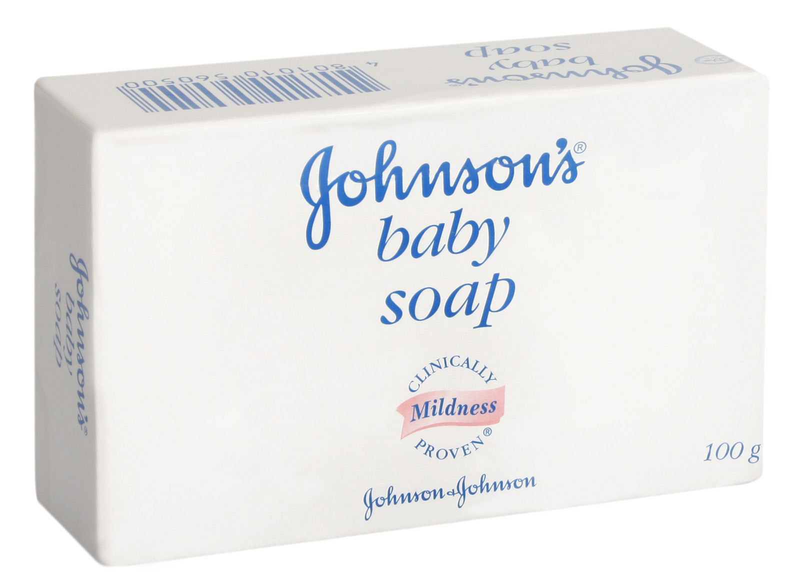 Baby Toiletries Grocers Johnsons Blossoms Soap 100gr 100g White