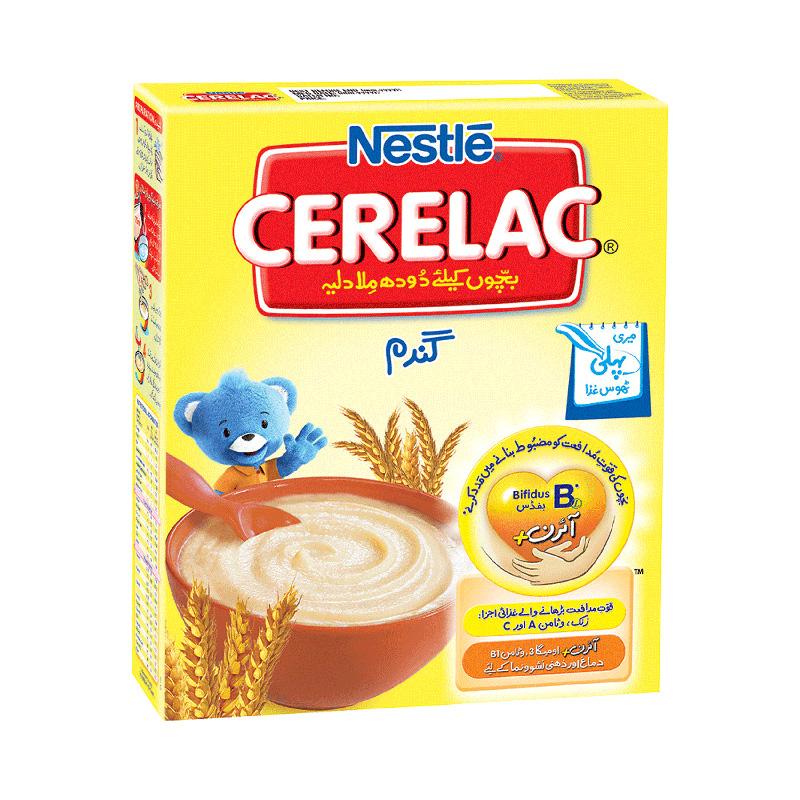 NESTLE CERELAC Wheat 350g
