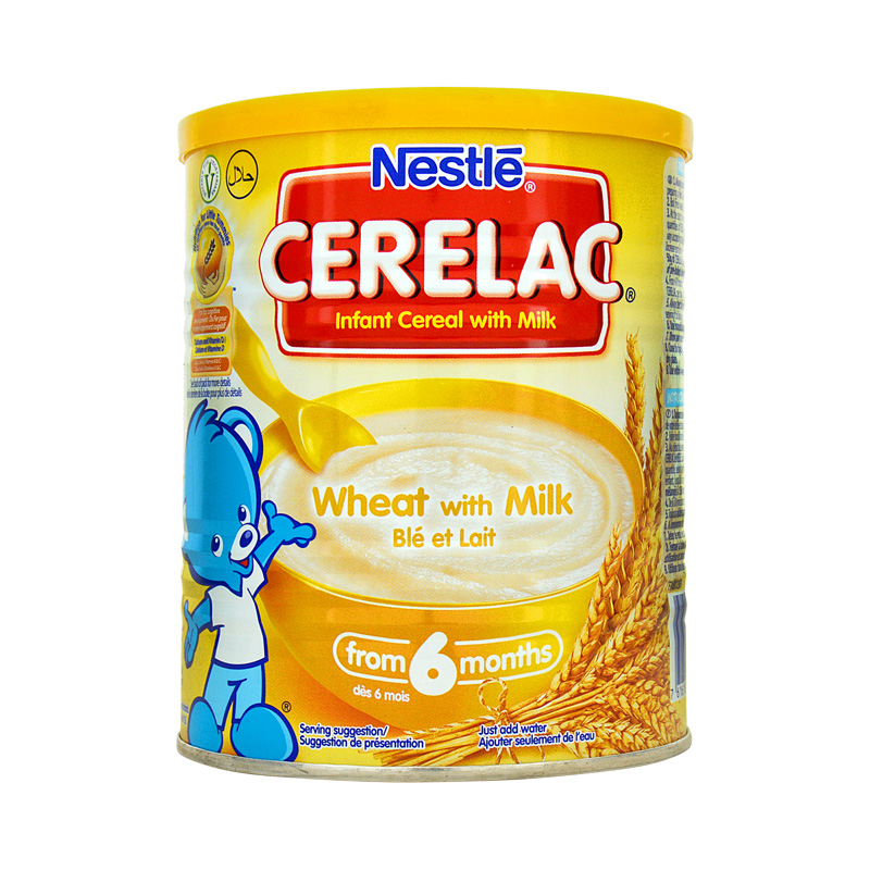 NESTLE CERELAC Wheat (400g Tin)