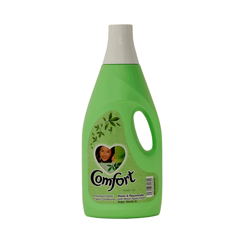 Comfort Fabric Softner Relaxing Green 2Ltr