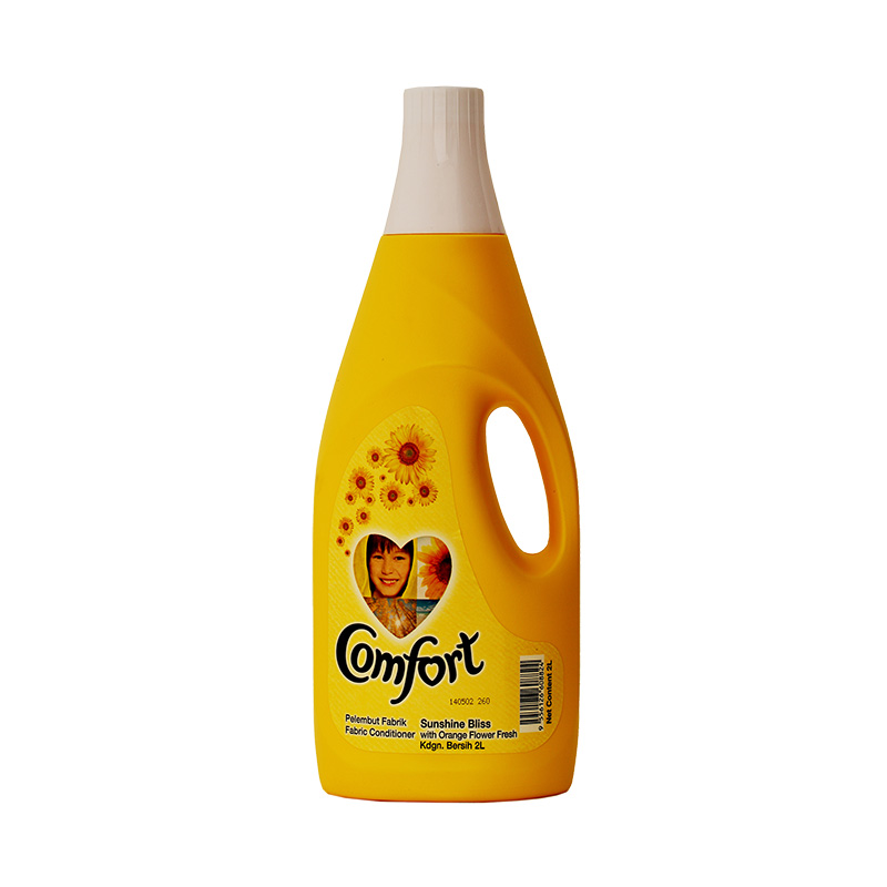 Comfort Fabric Softner Sunshine Bliss Yellow 2Ltr