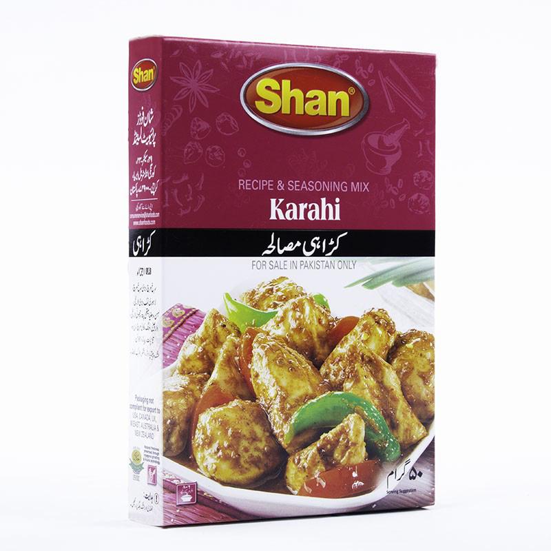 Shan Recipes Karahi/Fry Gosht 50g