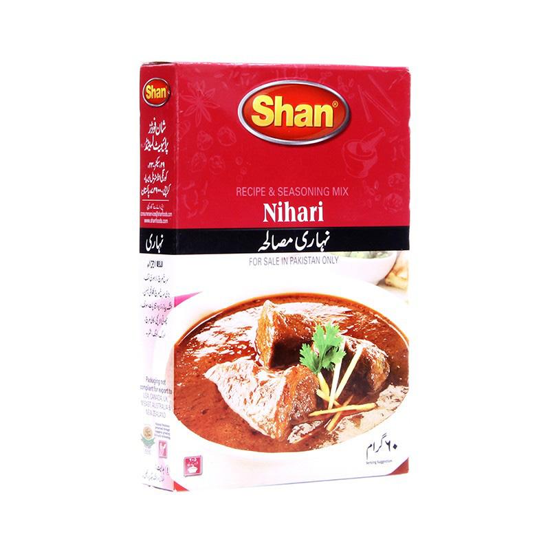 Shan Recipes Nihari 60g