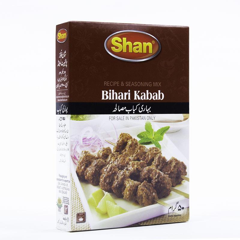 Shan Recipes Bihari Kabab 50g