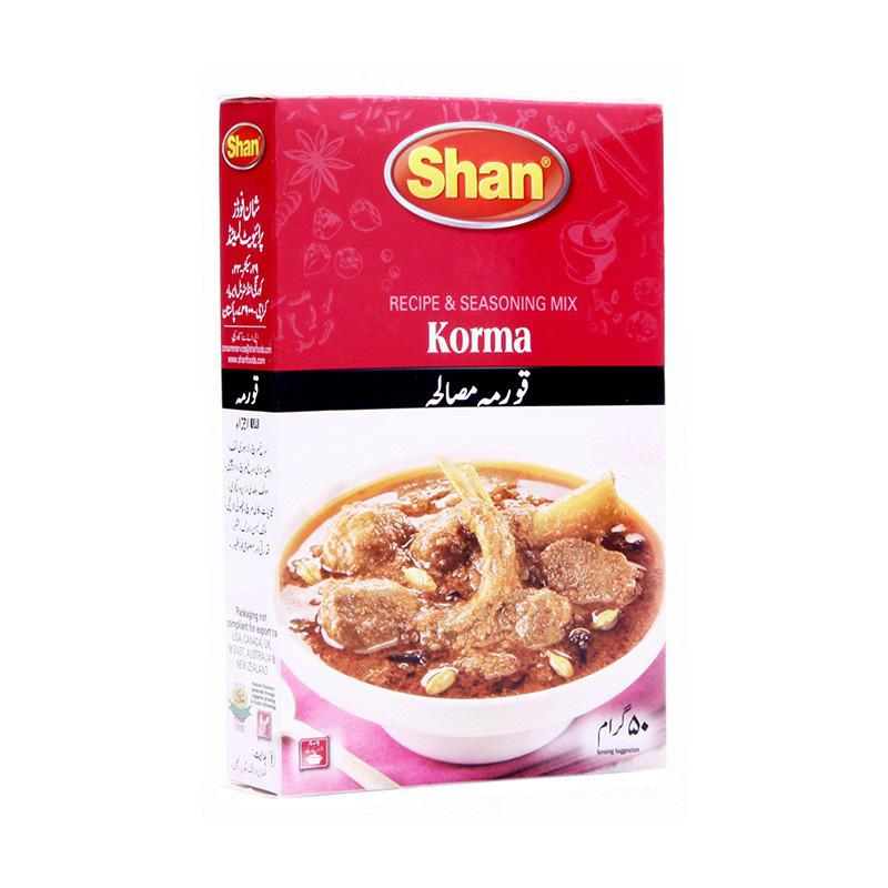 Shan Recipes Korma 50g
