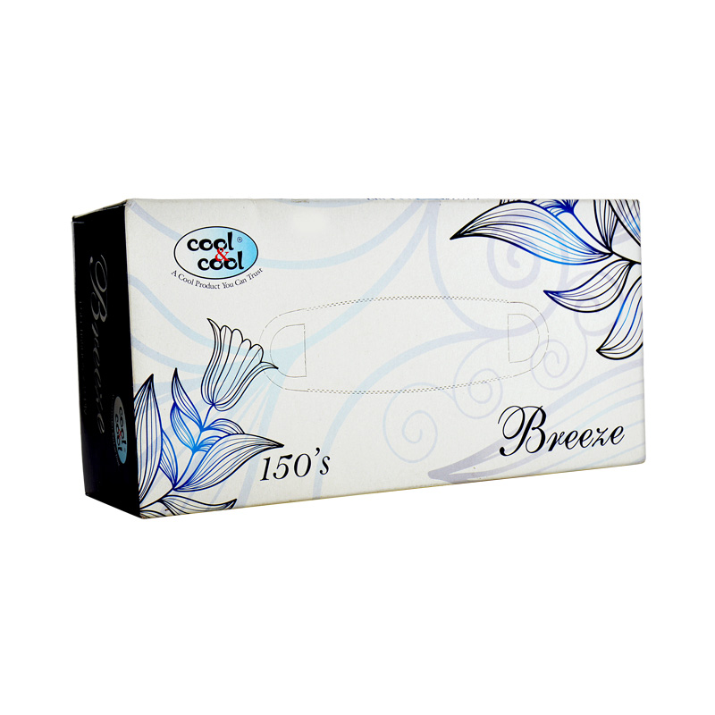 Cool & Cool Tissue Breeze (Pack Of 150)