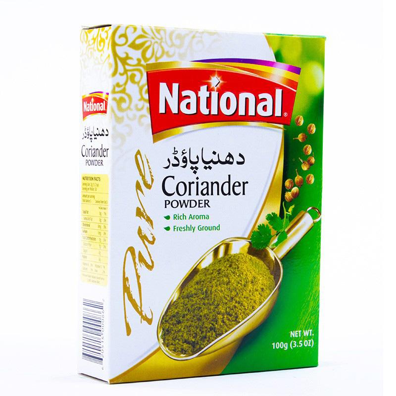 National Spices Coriander Powder 100g