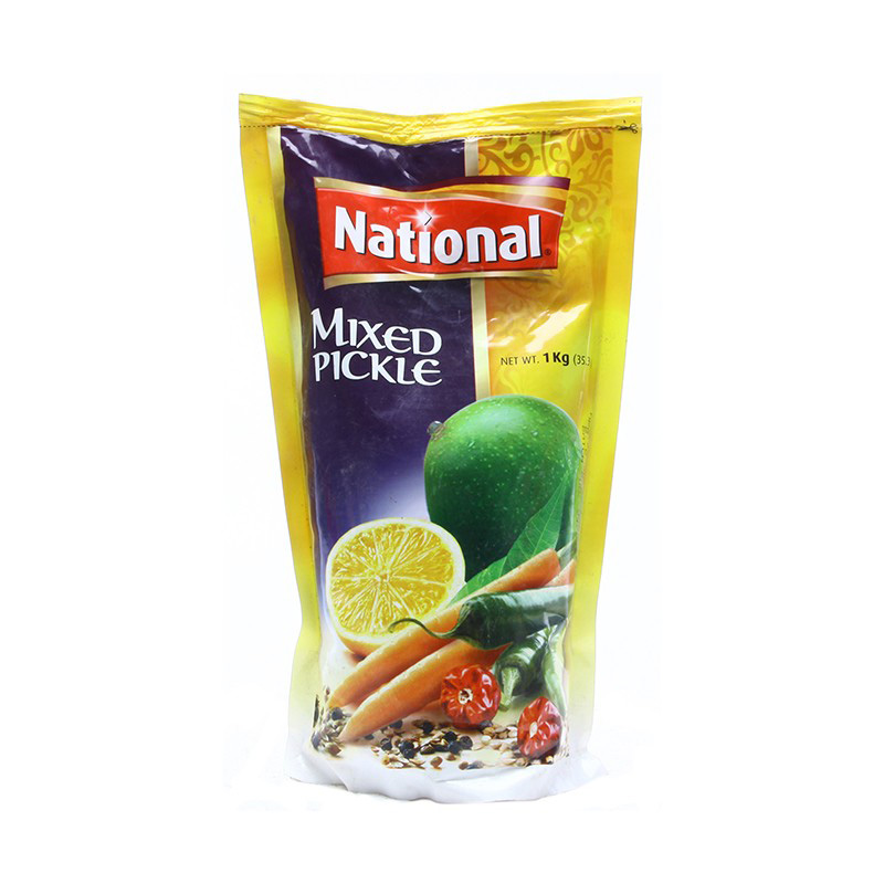 National Pickle Mix Pouch 500g