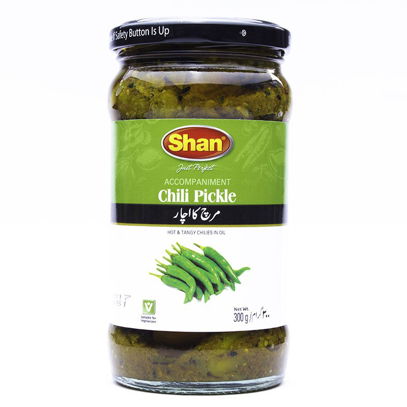 Shan Pickle Chili 300g
