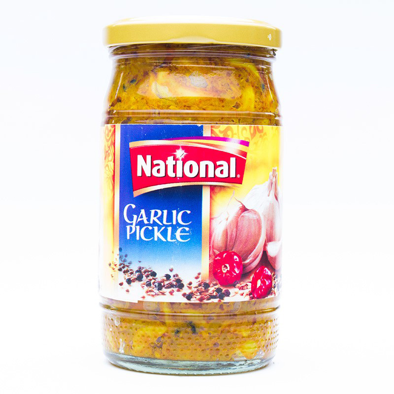 National Pickle Garlic 310g