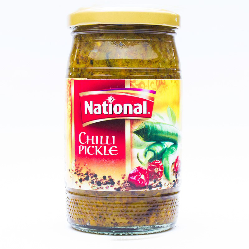 National Pickle Chilli 310g