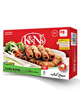 K&N's Chicken Seekh Kabab 540g (Pack Of 18)