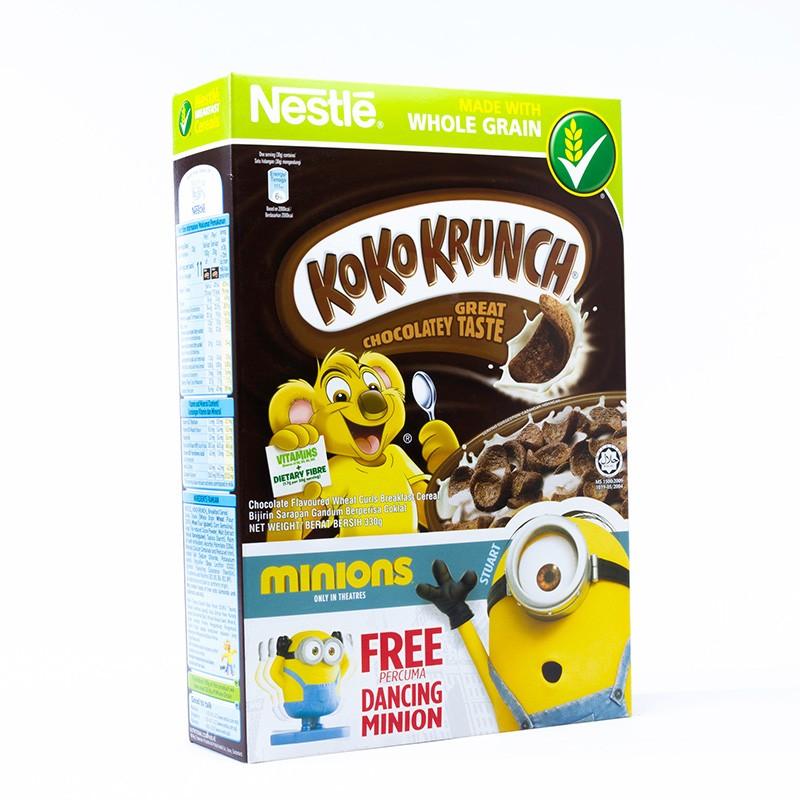 Nestle Koko Krunch 330g