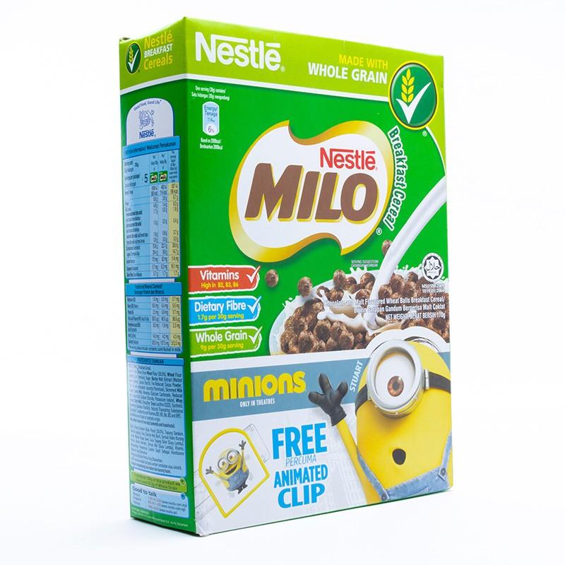 Nestle Cereal Milo 170g