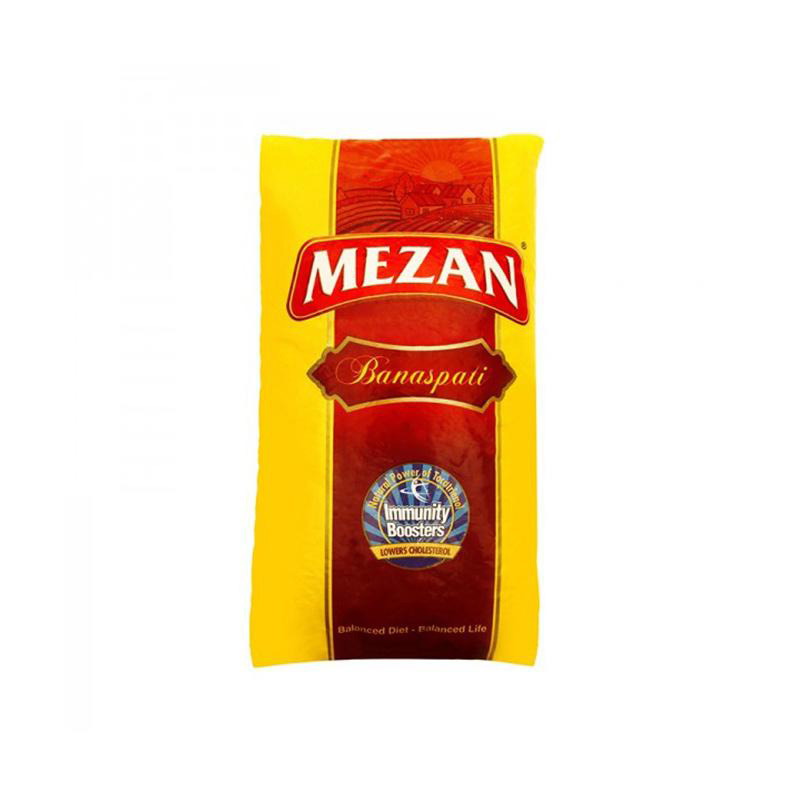 Mezan Banaspati Poly Bag 1kg
