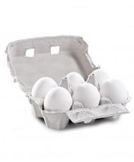Fresh 6 Eggs - Half Dozen