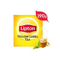 Lipton Yellow Label Tea 190grams