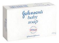 Johnson's Soap 100g White
