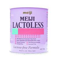 Meiji Powder Milk Lactoless 350g