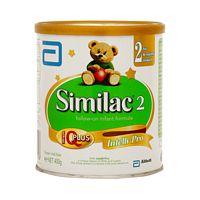 Similac 2 Follow-on Instant Formula Milk 400 grams