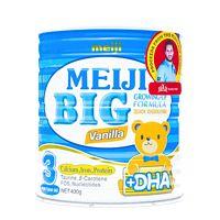 Meiji Big Vanilla, Gowing-Up Stage 3 Formula 400gm