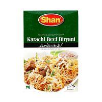 Shan Karachi Beef Biryani 60grams