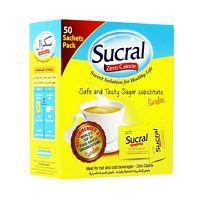 Sucral Sweetner 50 Sachets