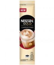 Nescafe Gold coffee Cappuccino 20g Sachet