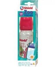 Shield Feeding Bottle Zoo 250ml