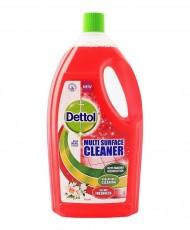 Dettol Multi-Purpose Floral Cleaner, 1000ml