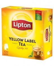 Lipton Yellow Label Tea Bags - 100 Tea bags