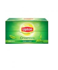 Lipton Pure & Light Green Tea Bags - Pack Of 25