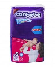 Canbebe Diaper 5 Jumbo Junior 11-25kg Pack Of 52
