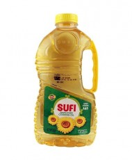 Sufi Sunflower Oil Bottle 1.8 Ltr